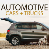 Automotive - Cars + Trucks