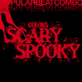 Colors - Scary & Spooky.