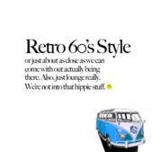 Retro 60's Style
