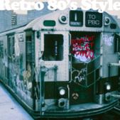 Retro 80's Style