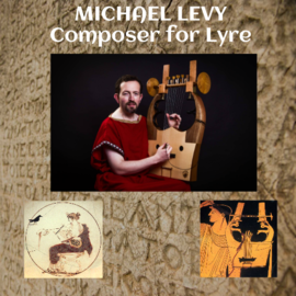Michael Levy - Composer for Lyre