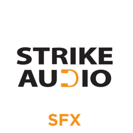 Strike Audio Sound Design SFX
