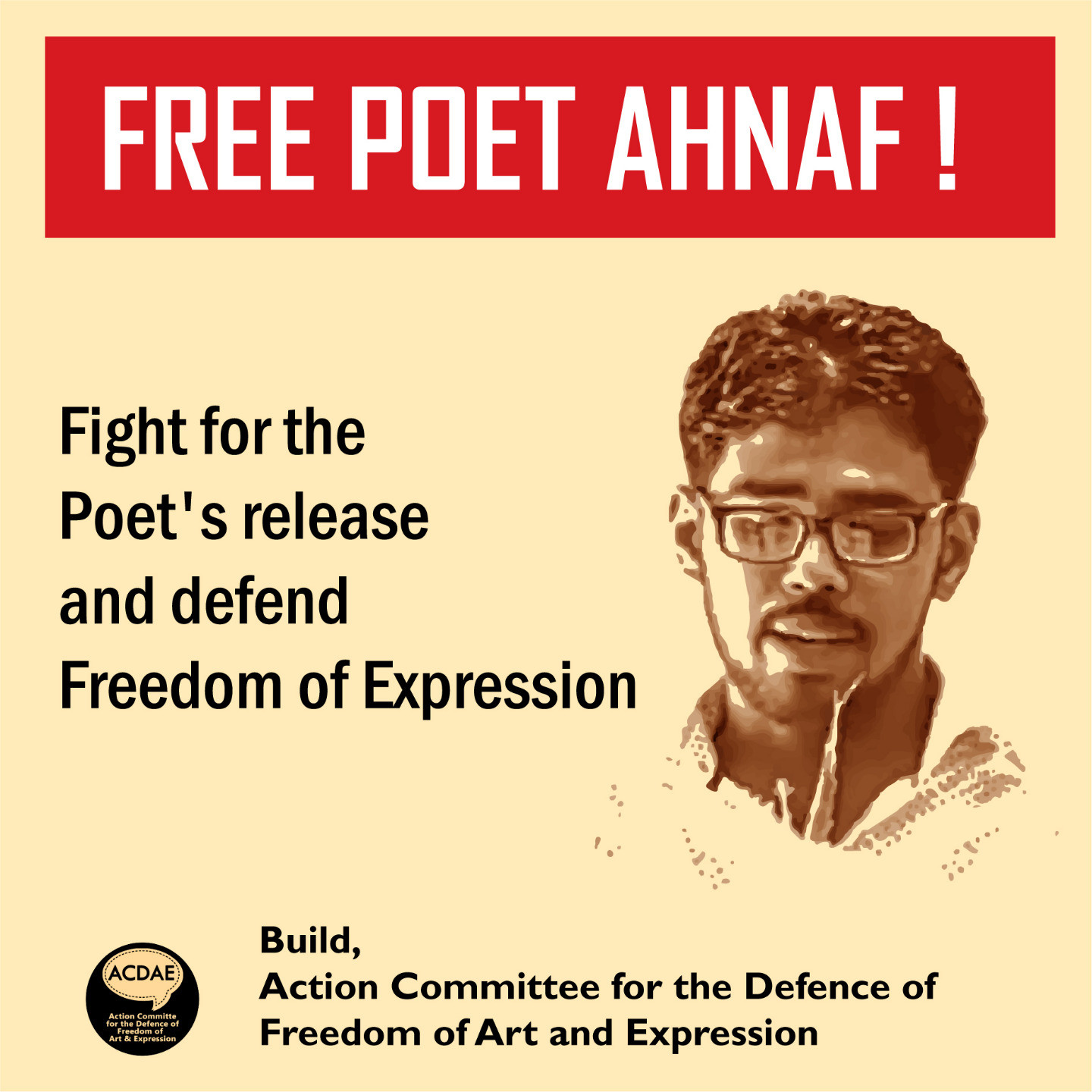 A picture of the young poet Ahnaf lang:EN