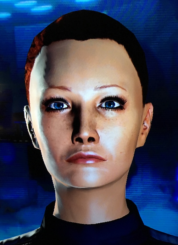 ME2 Imported Shepard