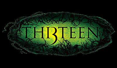 Th13teen logo