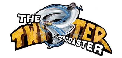 Twister Rollercoaster logo