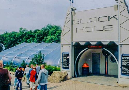 Photo of Black Hole