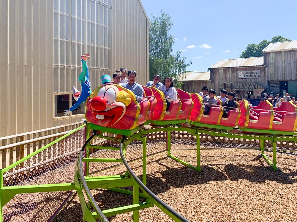 Photo of Clown Coaster