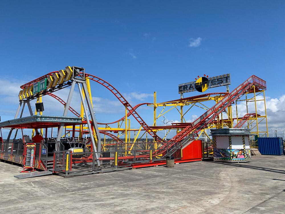 Photo of Crash Test