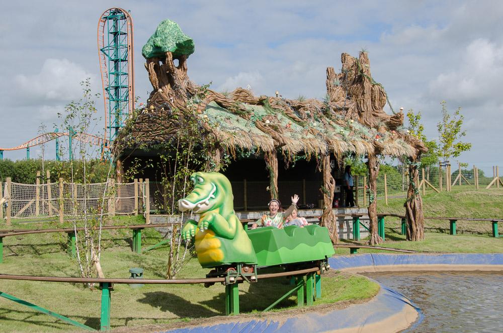 Photo of Crocodile Coaster