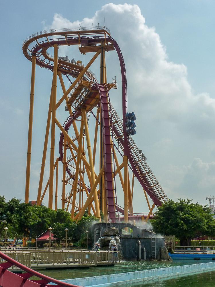 Photo of Dive Coaster