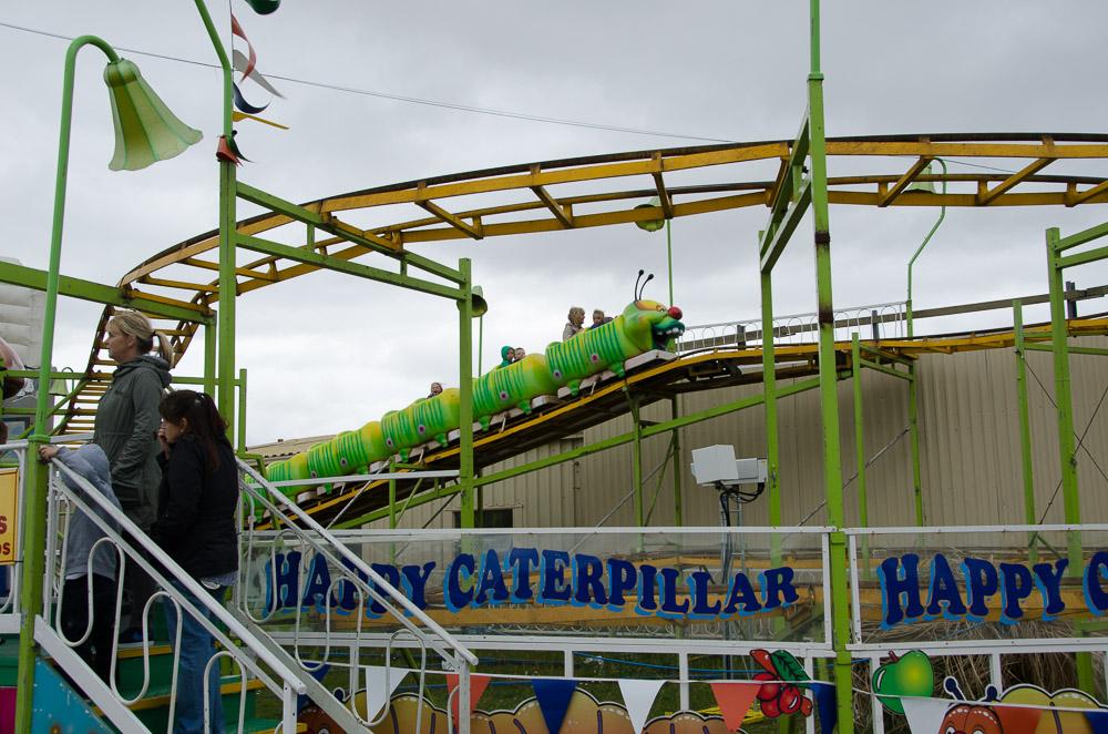 Photo of Happy Caterpiller