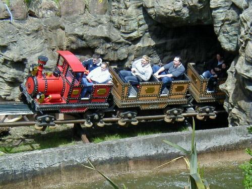 Photo of Runaway Mine Train