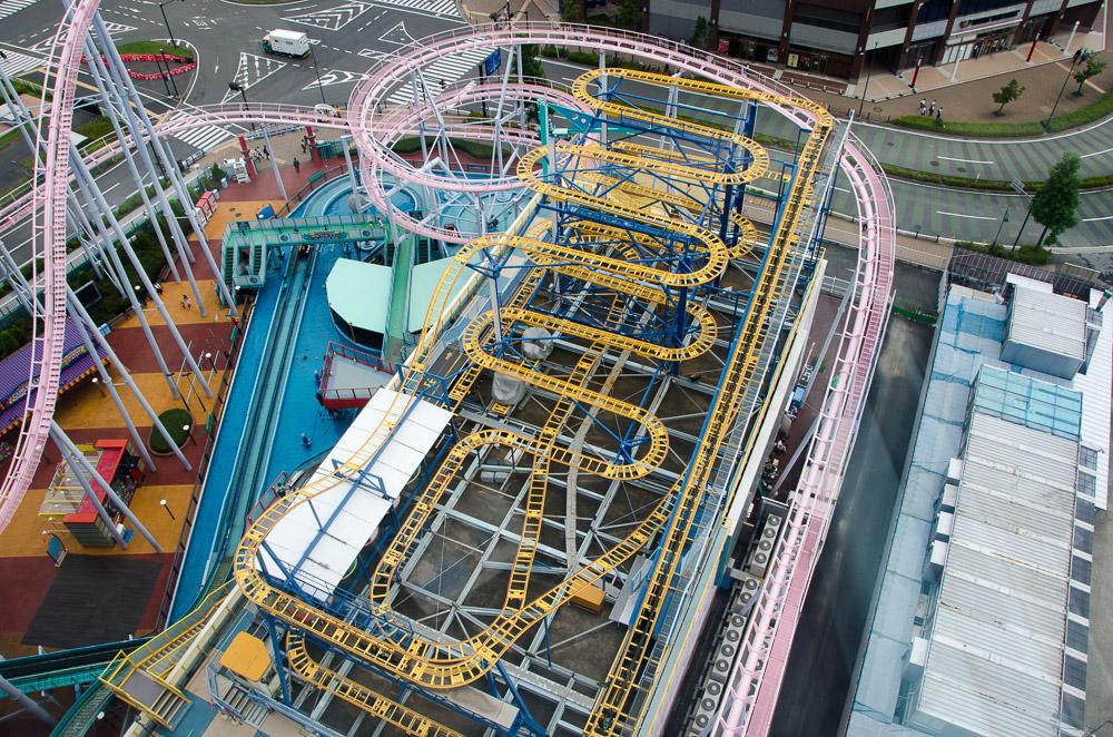 Photo of Spinning Coaster