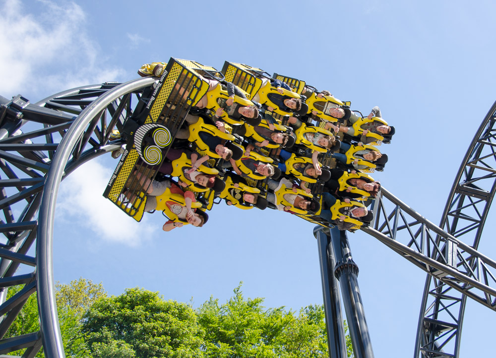 Photo of The Smiler
