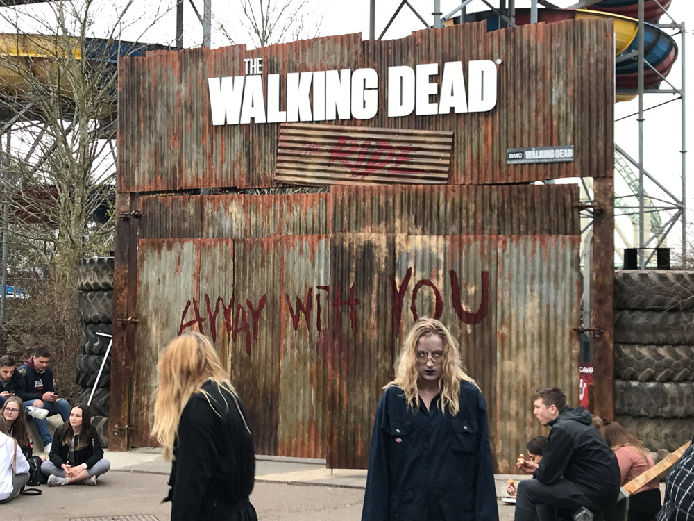 Photo of The Walking Dead: The Ride