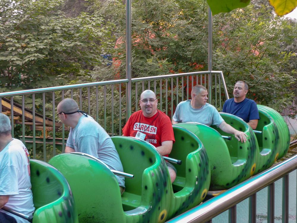 Photo of Worm Coaster