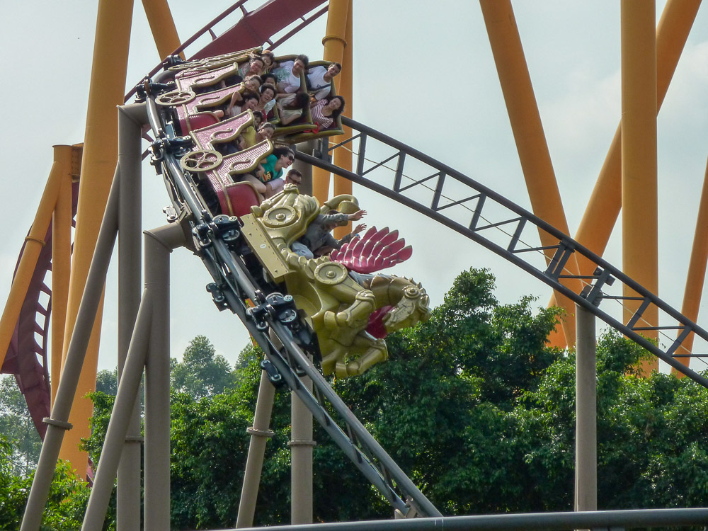 Photo of Young Star Coaster