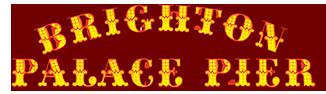 Logo of Brighton Palace Pier
