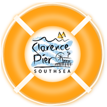 Logo of Clarence Pier