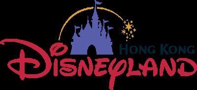 Logo of Hong Kong Disneyland