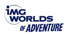 Logo of IMG Worlds of Adventure