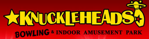 Logo of Knuckleheads Bowling & Family Entertainment Center