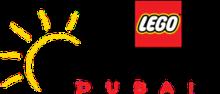 Logo of Legoland Dubai