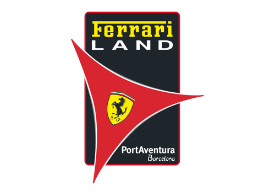 Logo of Port Aventura World - Ferrari Land