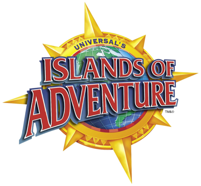 Universal Orlando Resort - Universal's Islands of Adventure logo