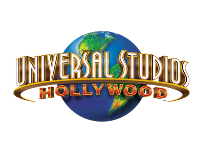 Logo of Universal Studios Hollywood