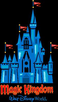Walt Disney World - Magic Kingdom logo
