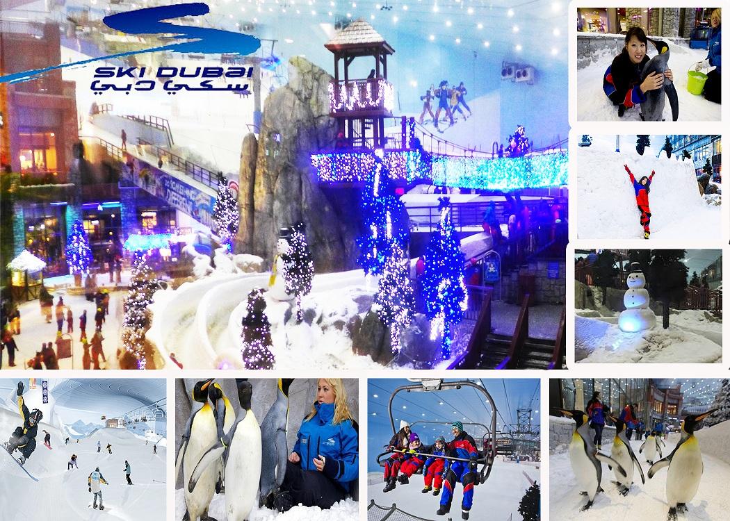 Ski Dubai Promo