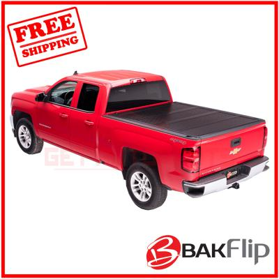 Bak Industries Bakflip Mx4 Tonneau Cubierta Para Gmc Sierra 2015 2017 3500 Ebay
