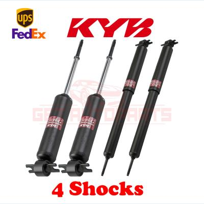 OEM KYB 2 FRONT /& 2 REAR Gas Shocks Excel-G For 1970-1981 FIREBIRD CAMERO