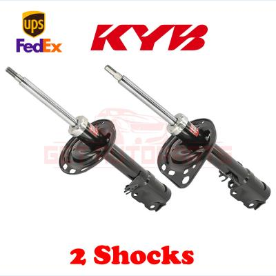 KYB Front and Rear Suspension Strut Assembly Kit