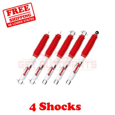 Rancho RS5000X 3.5-5Lift Shocks /& Stabilizer for Jeep Wrangler Tj 4WD 1997-2006