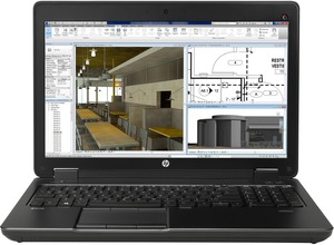 HP Zbook 15 (M9R62AV)