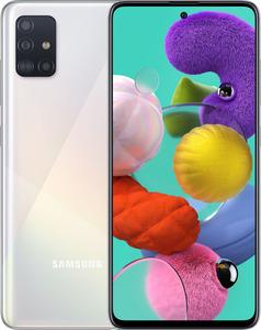 Samsung Galaxy A51 6/128GB White (SM-A515FZWWSEK)