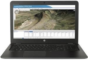 HP Zbook 15u G3 Black (T7W12EA)