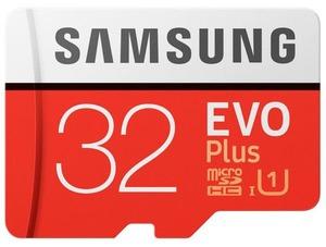 microSDHC 32GB Samsung EVO PLUS UHS-I (MB-MC32GA/RU)