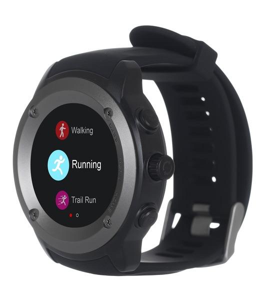 Розумний годинник ERGO Sport GPS HR Watch S010 - Спортивные часы ... 74f4f515ebf78