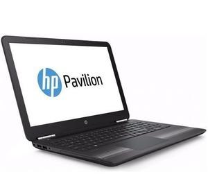 HP Pavilion 15-au019ur (W6Y37EA) Black