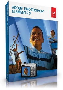 Adobe Photoshop Elements 9 Windows Russian OEM (P65123366)