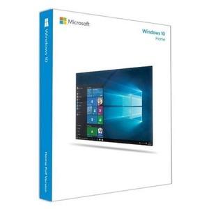 MS Windows 10 Home 32-bit/64-bit Russian 1 License 1pk USB BOX (KW9-00254)