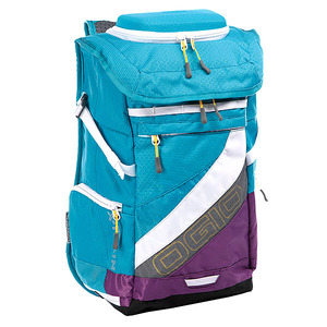 OGIO X-TRAIN PACK Purple/Teal