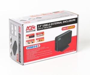 Agestar  3UB3A9-6G (Black)