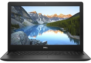Dell Inspiron 3584 (3584Fi34S1HD-WBK) Black