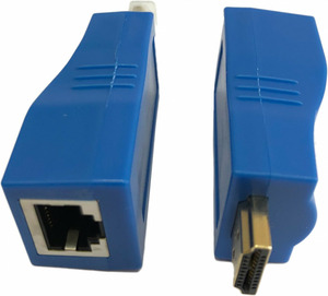 Atcom HDMI extender (подовжувач HDMI сигналу по витой парi до 30 метрiв) (14369)