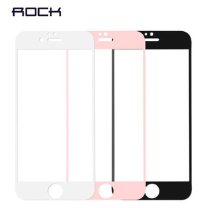 ROCK Full Tempered glass (matte) iPhone 6s (Black)